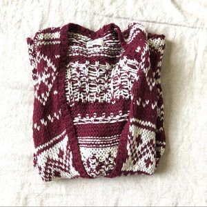 Abercrombie• Knitted Cardigan